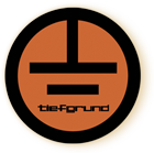 TIEFGRUND the small venue logo