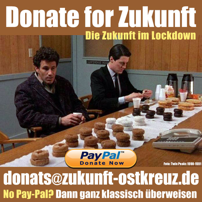 Donate for Zukunft Lockdown 2020